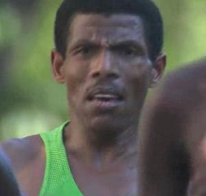 Berlin Marathon 2011 - Haile Gebrselassie 25km
