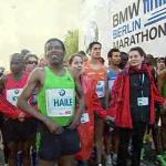 Berlin Marathon Haile Gebrselassie