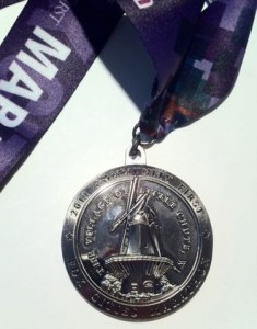 Fox Cities Marathon - 2011