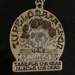 Tupelo Marathon Medal - 2011