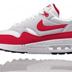 Nike Air Max 1 - (1987) Ranked #1