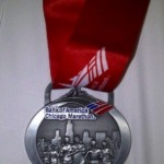Chicago Marathon Medal 3