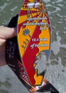 Myrtle Beach Mini Marathon 2011 - Beach