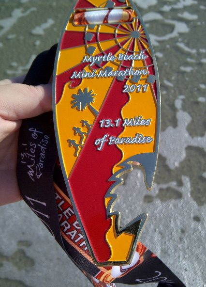 Myrtle Beach Marathon Results