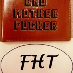 FHT 77 Mile Ultra Finisher's Wallet Sticker