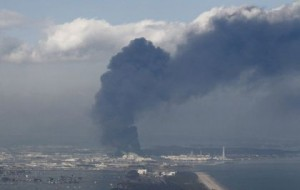 Fukushima Nuclear Plant Meltdown in Japan