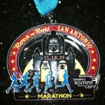 Rock n Roll San Antonio Marathon Medal