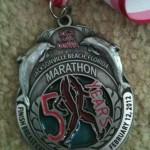 26.2 With Donna Marathon in Jacksonville, Florida - 2012