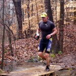 JJ50K - Gene Pierce Dam Crossing - Jackass 50K