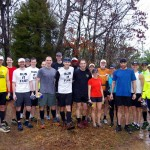 JJ50K - Jackson Jackass 50K Starters Photo