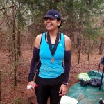JJ50K - Lisa Gonzales First 50K - Jackass 50K