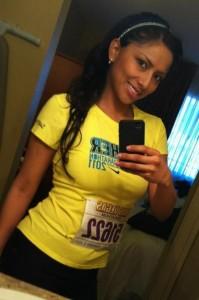 Nadia Ruiz Gonzales - Marathoner/Runner