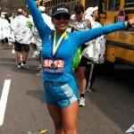 Nadia Ruiz Gonzales - Boston Marathon Finisher