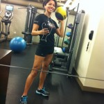 Nadia Ruiz Gonzales- Gym