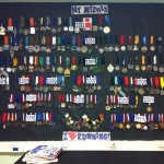 Nadia Ruiz Gonzales - Medal Wall