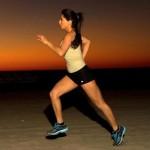 Nadia Ruiz Gonzales - Running Beach