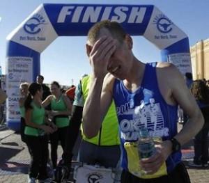 Scott Downard - Cowtown Marathon Original Winner