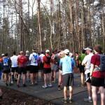 Savage Gulf Trail Marathon (2012) Start