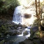 Savage Gulf Trail Marathon (2012) Big Waterfall