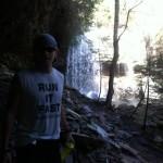 Savage Gulf Trail Marathon (2012) Big Waterfall - Joshua Holmes