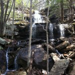 Savage Gulf Trail Marathon (2012) Quadruple Double Waterfall