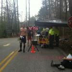 Savage Gulf Trail Marathon (2012) - Joshua Holmes - Finish