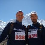 John O'Regan Everest Marathon