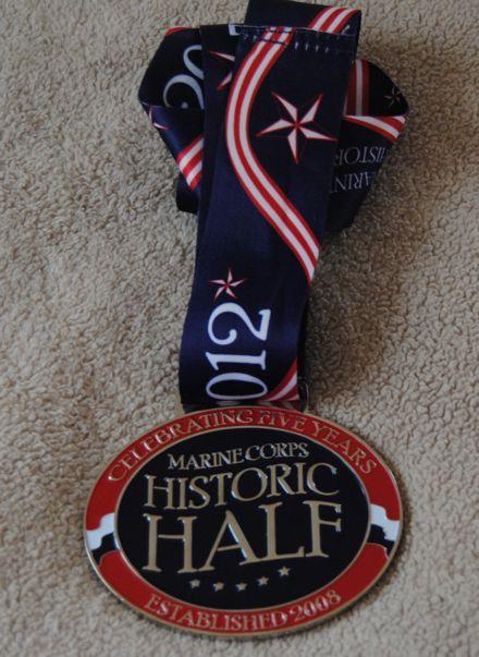 Marine corps marathon medal marine world for Marine corps marathon shirt 2017