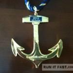 Navy 10 Nautical Miler Medal - 2012