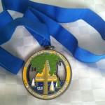 Rock 'n' Roll San Diego Half Marathon Medal - 2012 - Amber Goetz