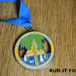 Rock 'n' Roll San Diego Half Marathon Medal - 2012 - Scot Britton
