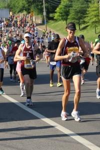 Q4 2012 CMM Mile 8 - Following Leah