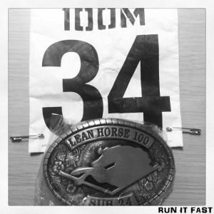 Lean Horse 100 Sub 24 Buckle 2012