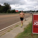 VS500K - Joshua Holmes Running in Union City