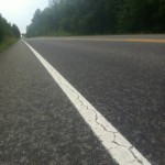VS500K RR - Sitting on the Road Hurting - Vol State 500K