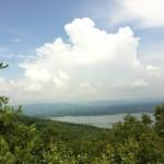VS500K RR View from The Rock - Castle Rock, Georgia