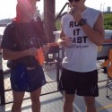 Vol State 500K - Joshua Holmes and Charlie Taylor Before the Start