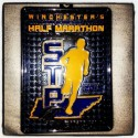 Southern Tennessee Plunge Half Marathon Medal - 2012 - Run It Fast