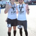 Joshua Holmes and Jonathan Harrison - 1st and 2nd Place Black Diamond 40 Finishers - Run It Fast