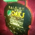 Raleigh City of Oaks Marathon Medal - 2012 - Run It Fast