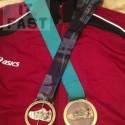 BCS Half Marathon Medal - 2012 - Run It Fast