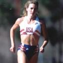 Suzy Favor Hamilton USA Olympian