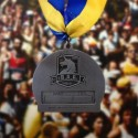 2013 Boston Marathon Finisher Medal BACK - Run It Fast
