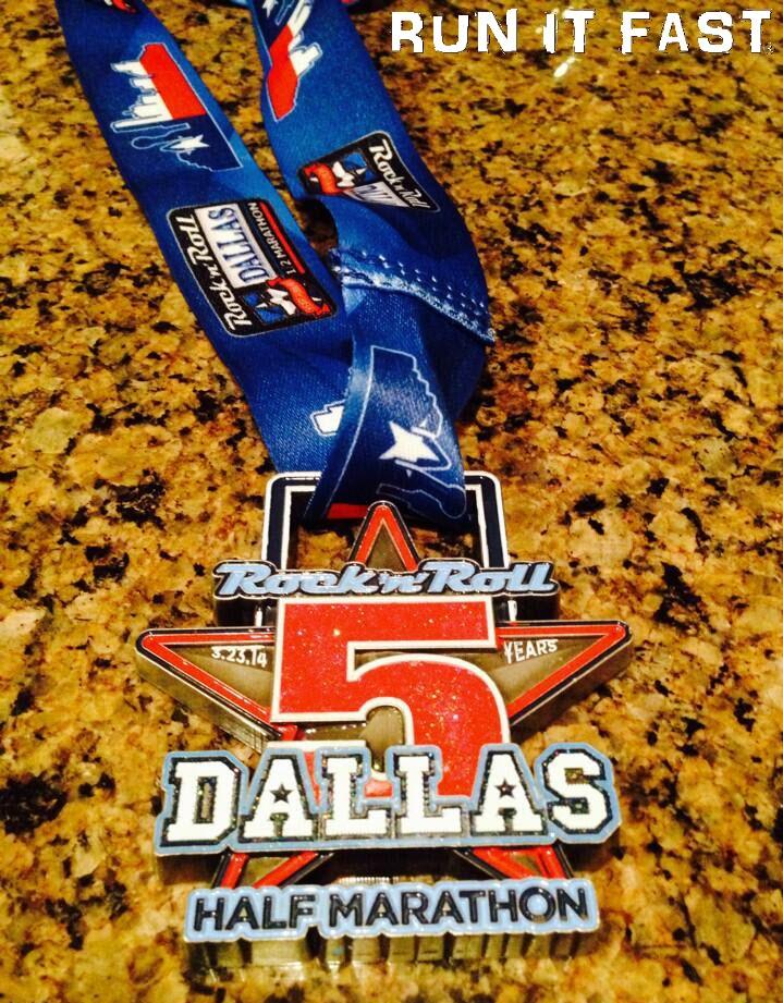 Rock 'n' Roll Dallas Half Marathon 2017/2018 Date ...