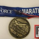 Air Force Marathon Medal Patriot 2014 - Run It Fast