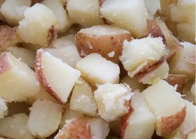 how to make boiled potatoes taste good
