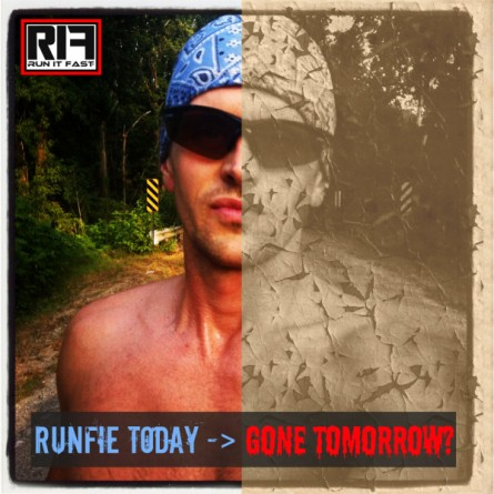 Joshua Holmes - Runfie Today, Gone Tomorrow- - Run It Fast