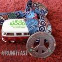 Mellow Marathon Medal - 2014 - Run It Fast