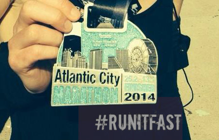Atlantic City Marathon 2014 - Run It Fast