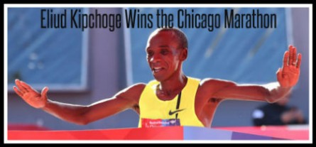 Eliude Kipchoge Wins Chicago Marathon 2014